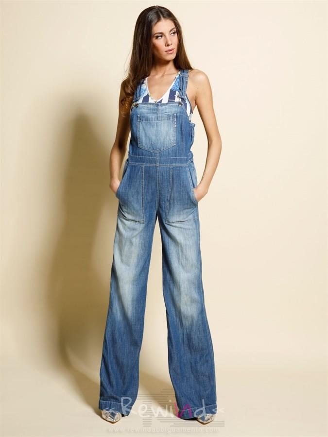 newest a9375 0a6b2 Salopette Jeans MARTEL - MET