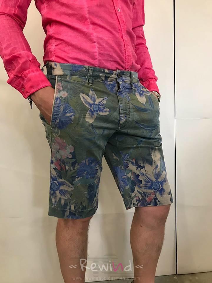 I nostri Outfit UOMO – BERMUDA e PANTALONI